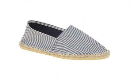 Asos Asos Striped Espadrilles