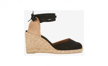 Castaner Carina Canvas Wedge