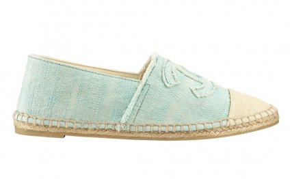 Chanel espadrilles uk