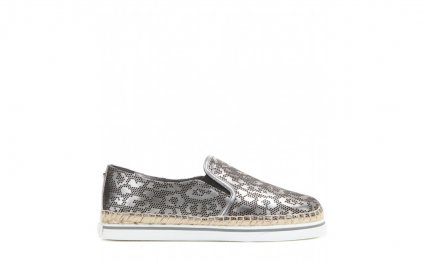 Jimmy choo denim espadrilles