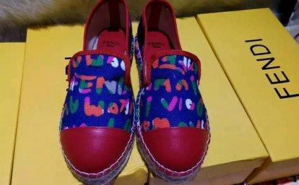 Espadrille Flats Shoes