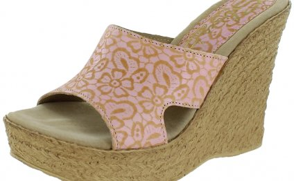 Sbicca Karla Womens Wedge