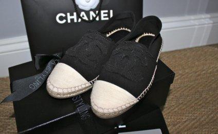 #22 Chanel Espadrilles
