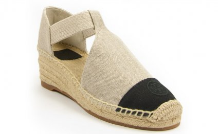 Tory burch Wedge Espadrille in