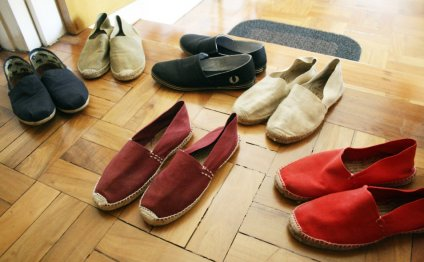 Traditional Espadrilles