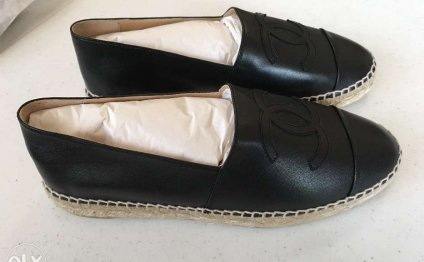 Chanel Espadrilles For Sale