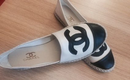 New Chanel Espadrilles