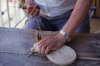 Espadrille Making in Spain