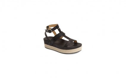 Olukai  Womens Hi Ona Loa Tan Platform Sandals Shoes