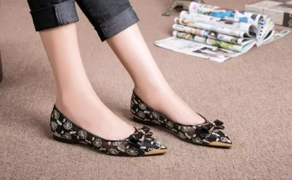 Black Espadrilles Women