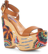 Ralph Lauren Eralise Wedge Sandal