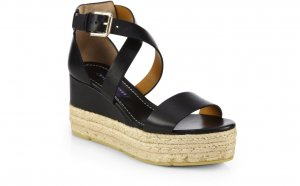 Ralph Lauren Espadrille Wedge