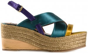 Wedge Espadrilles Sandals