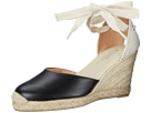 Tall Wedge Leather
