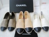 Chanel two tone Espadrilles