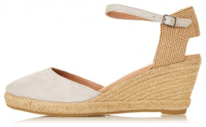 Closed Toe Espadrilles