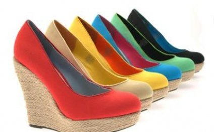Ladies Wedges Espadrilles